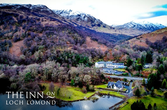 4* The Inn on Loch Lomond stay