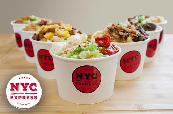 New York street food, NYC Express
