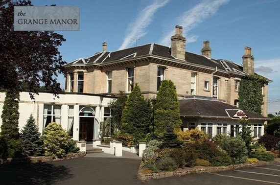 4* Grange Manor Hotel tribute night & optional stay