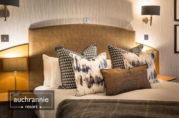 Multi award-winning 4* Auchrannie stay