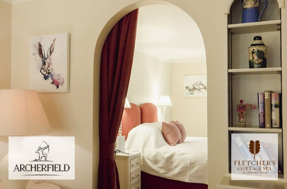 Luxury 5* Archerfield spa break