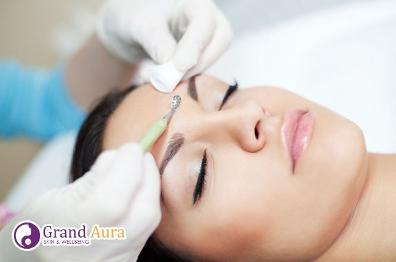Grand Aura Skin & Wellbeing facials