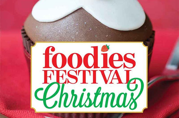 Foodies Festival Christmas, EICC