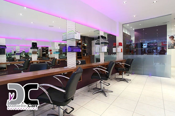 Award-winning cut & blow dry, Edinburgh