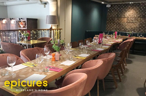 epicures group dining & drinks, Hyndland