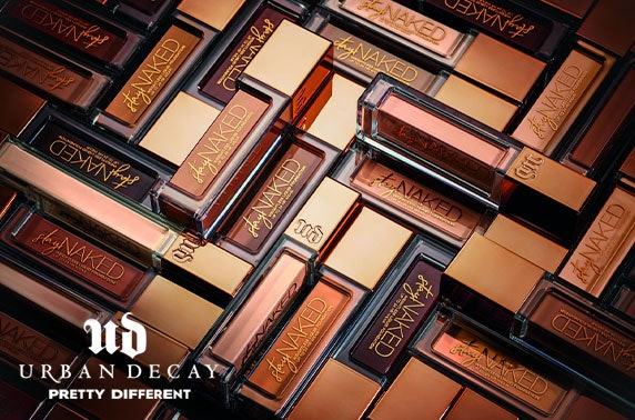 Urban Decay makeover - £5