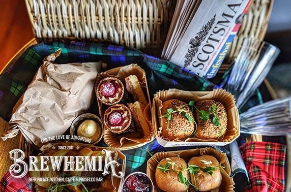 Brewhemia tipsy picnic, City Centre