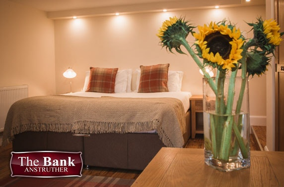 4* The Bank stay, Anstruther