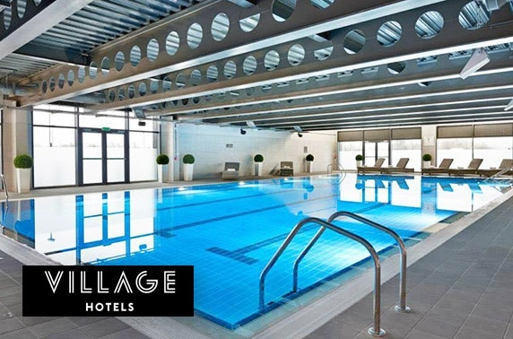 Village Hotel Aberdeen spa day