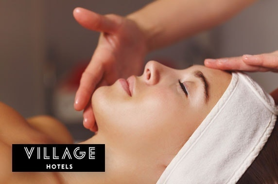 Village Hotel Edinburgh spa day