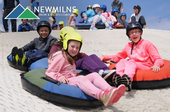 Snow sports, Ayrshire - from £4pp