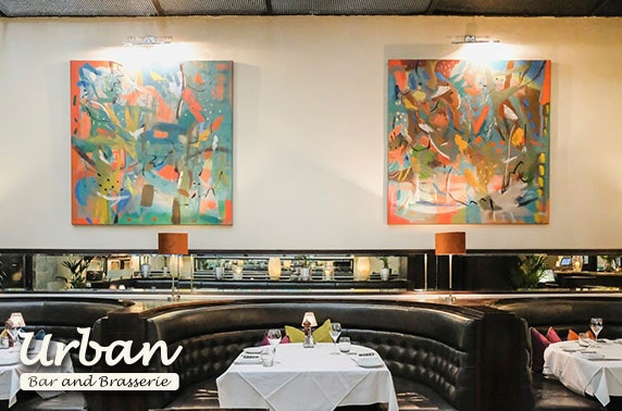 Urban Bar & Brasserie, City Centre