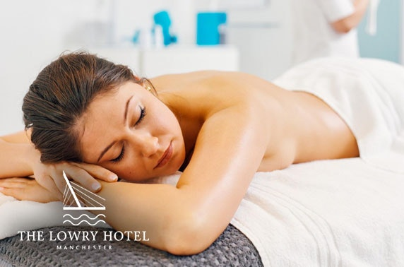 5* The Lowry Hotel luxury treatments