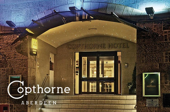 Aberdeen City Centre stay - from £59