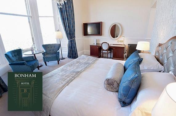 The Bonham Hotel luxury stay