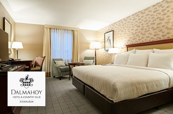 4* Dalmahoy Hotel & Country Club stay