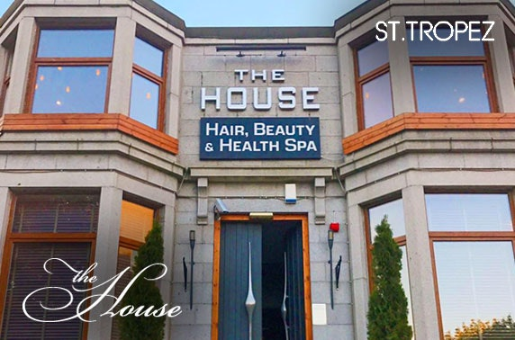 St Tropez spray tan, The House Spa