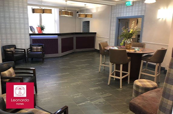 Leonardo Hotel Edinburgh City stay