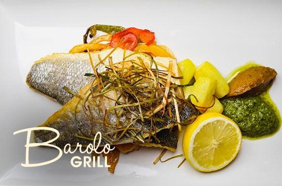 Barolo Grill dining & wine, City Centre