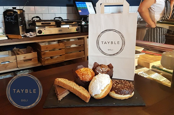 Recently opened Tayble Deli, City Centre