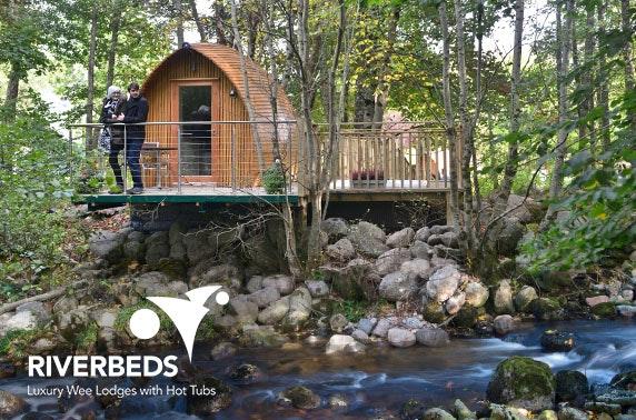 RiverBeds romantic getaway