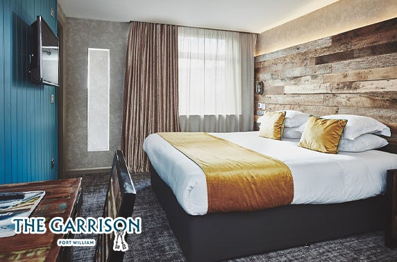 The Garrison Highland break - from £49