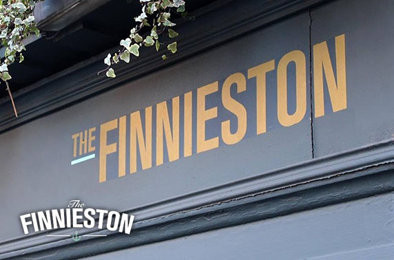 Award-winning The Finnieston gin tasting