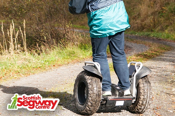 Scottish Segway at Canada Wood