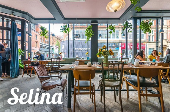 Brand new Selina NQ1 Manchester stay