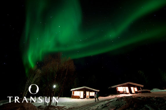 Northern Lights break or Lapland stay