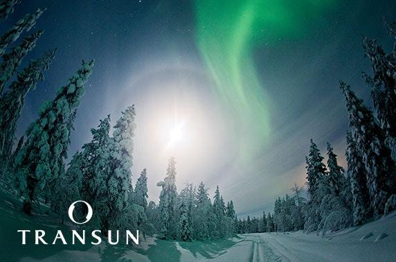Northern Lights break