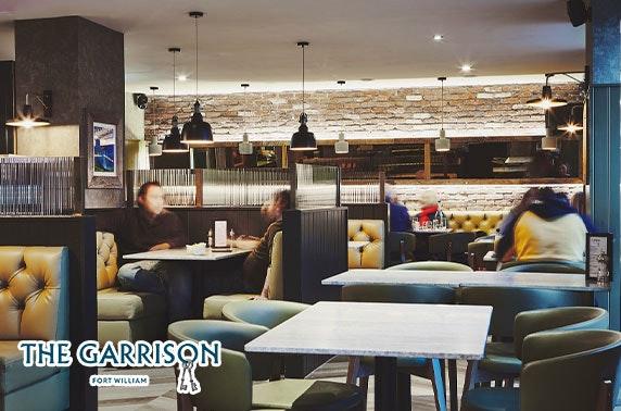 The Garrison Highland break - from £49