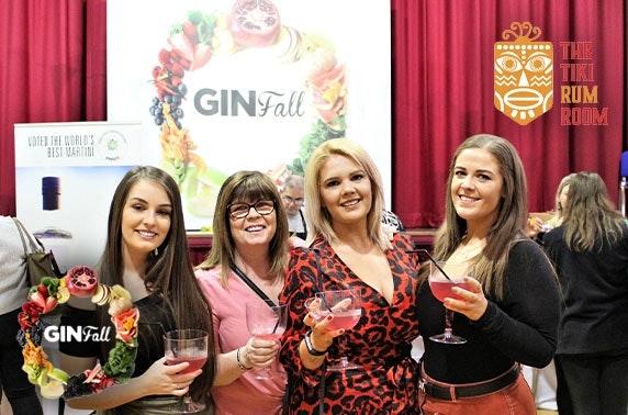 GinFall Festival at Pollokshields Burgh Hall
