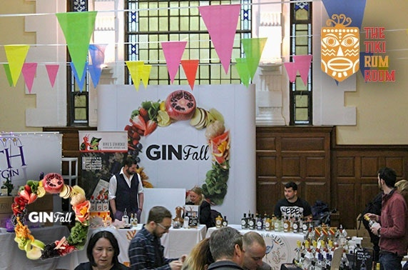 GinFall Festival at Pollokshields Burgh Hall