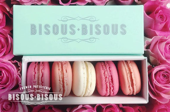 Bisous Bisous baked goods