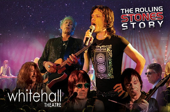 The Rolling Stones Story at Whitehall Theatre