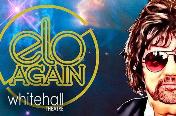 ELO Again at Whitehall Theatre