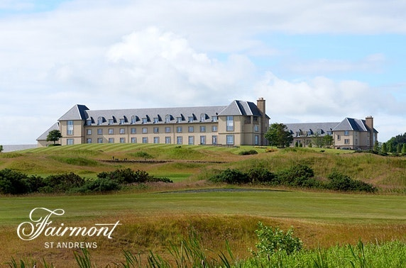 The ultimate 5* luxury break, Fairmont St Andrews