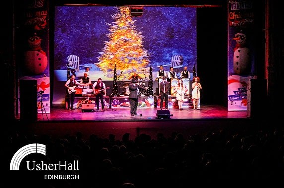 The Chicago Blues Brothers Christmas Party, Usher Hall