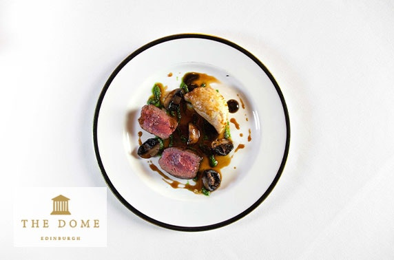 The Dome, brand new tasting menu