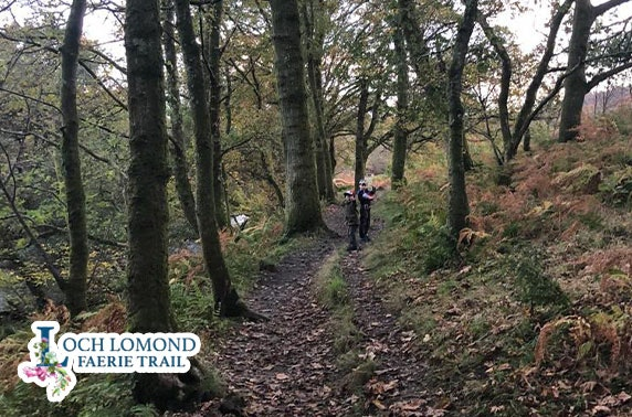 Loch Lomond Scary Faerie Trail from £5pp