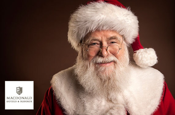 Lunch with Santa, Macdonald Inchyra Hotel & Spa