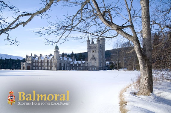 5* Balmoral Winter guided tour