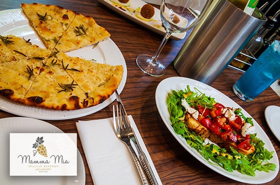 Mamma Mia Italian Kitchen dining - from £5pp