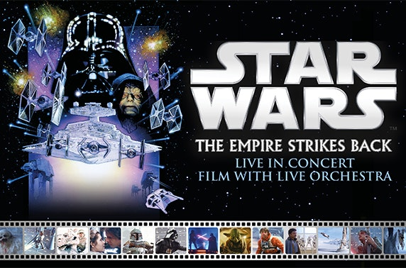Star Wars: The Empire Strikes Back Live, Manchester