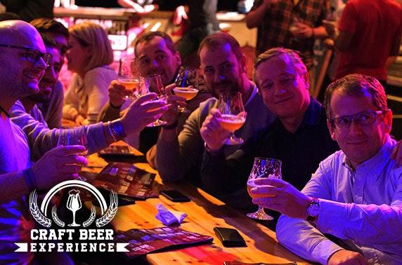 Edinburgh Craft Beer Experience tickets