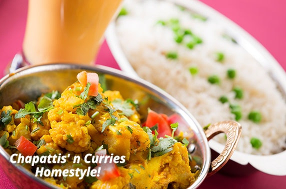Indian cooking classes, Cheshire
