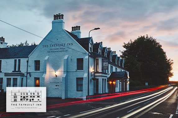 Newly-opened Taynuilt Inn stay