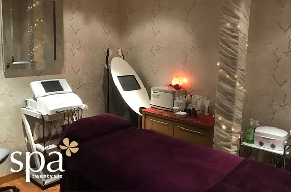 Elemis facial at Spa Twenty Six, Southside