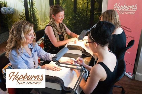 Hepburns nail & beauty treatments